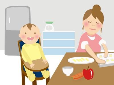 第一次做寶寶副食冰磚就上手